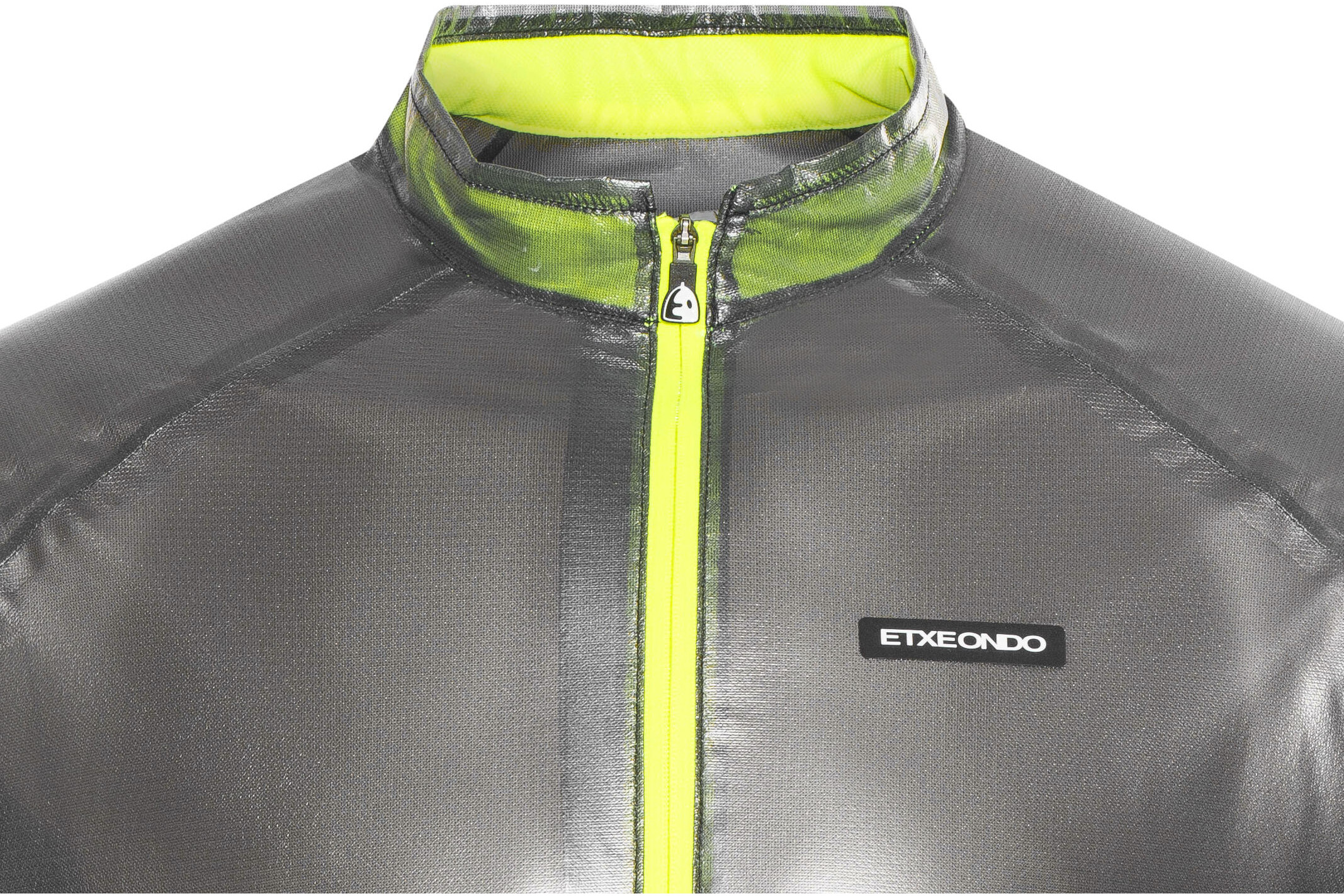 Etxeondo Busti Rain Jacket Men Black Fluor At Bikester Co Uk